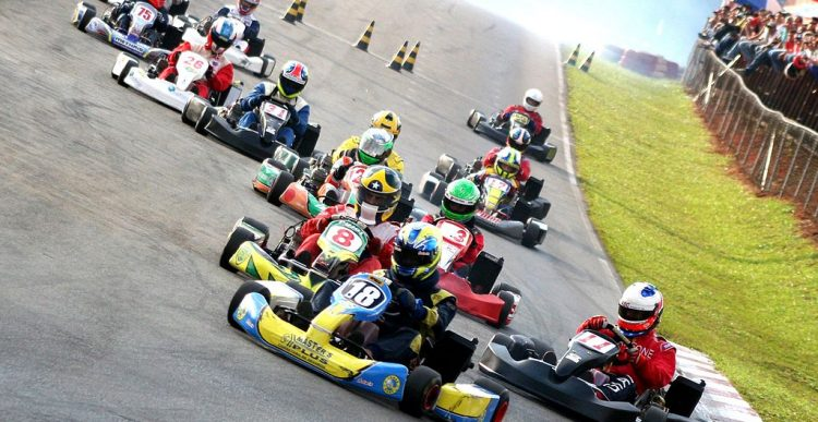 Karting – racing i miniformat